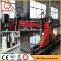 Plasma CNC e máquina de corte por chama