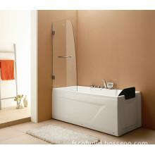 Bathroom Tub Shower Cabin Screen (CR-02)