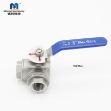 Hecho en China OEM Barato y alta calidad personalización manijas de válvula de bola