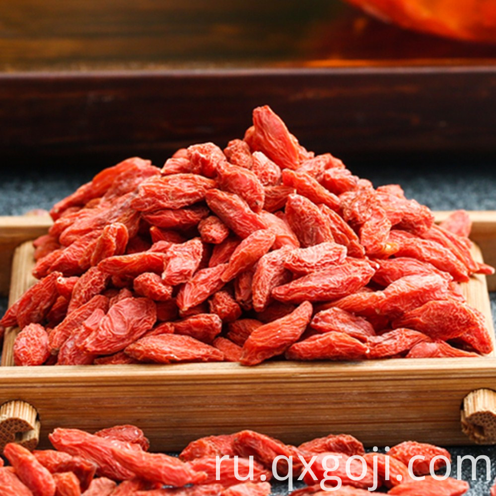 Dried Goji Berries Good for Health