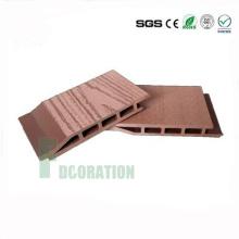 Tablero decorativo de WPC de la prenda impermeable compuesto de madera caliente de las ventas calientes