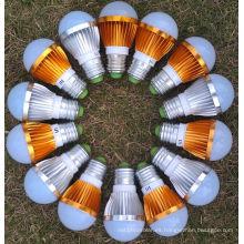 Lámpara de luz LED de energía solar con certificación Ce