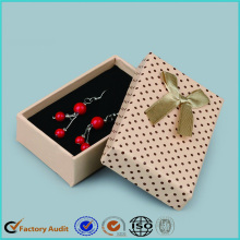 Handmade+Earrings+Paper+Gift+Boxes+WithRibbon+Cute