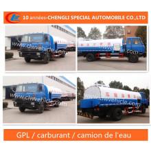 Dongfeng 4X2 190HP Camionização de Pulverização de Asfalto (Caminhão de Pulverização de Asfalto)
