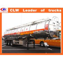 China Trailer Manufacturer 50cbm Tri-Axle Oil Tanker Semitrailer