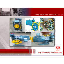 Shanghai Sunny Elevator Parts Lift Traction Machine