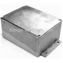 Boîte en aluminium