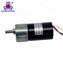 ETONM mini brushless motor with gear reduction