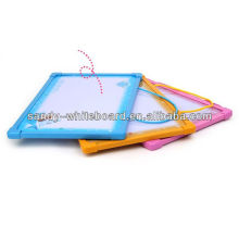 pvc notic board soft frame whiteboard