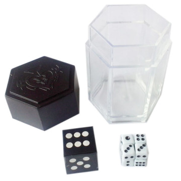 Easy Kids Magic Dice Props Trucos Dice Bomb