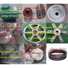 1100*1100*400 Weight Balance Exaust Fan for Flower Ventilation
