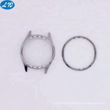 Professional machining factory supply high quality stainless steel prototype watch case parts