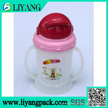 Película de transferencia de calor para biberón de bebé
