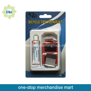 Adhesive Bike Tire Repair Set For Sale
