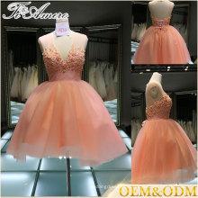 2017 химчистка платья юбки и топы платья невесты персик