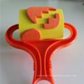 Kids toy stamps eva foam foam roller