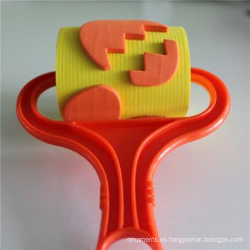 Niños juguete rodillo de espuma de la espuma de eva de sellos