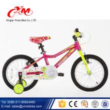 China Großhandel High-End-Kinder Fahrräder Preise / neueste Modell 2017 Fahrräder Mädchen / neue einzigartige Kinder Zyklus für Mädchen