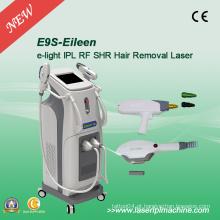 Máquina profissional da remoção do cabelo do laser de IPL Elight