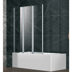 Bathtub Tub Shower Glass Doors