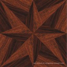 Rústico de alta gama exquisita Parquet de madera de ingeniería de pisos
