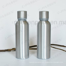 Garrafa de licor de alumínio de alta qualidade para embalagem de vodka (PPC-AB-32)