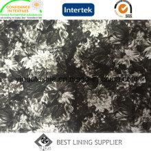 Heißes verkaufendes Polyester-Druck-Futter 100%