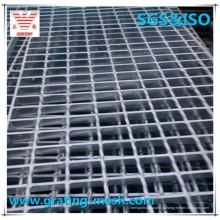 Grade de aço travada de pressão de carga pesada
