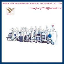 MCHJ série prix usine de riz usine-machines agricoles