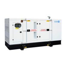 187.5kVA / 150kw Silencio generador diesel a prueba de sonido con motor Lovol