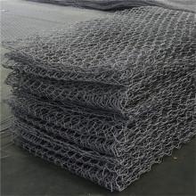Cerca hexagonal de gabião do colchão galvanizado de gabião reno