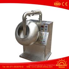 Máquina de recubrimiento de maní Máquina de recubrimiento de chocolate pequeña