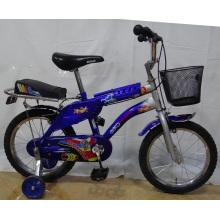 con asiento trasero suave para niños BMX Bicicleta para bicicleta de montaña (FP-KDB136)