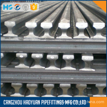 Top for Supply Quality Crane Steel Rail, Crane Rail, Standard Crane Steel Rail From China Manufacturer Crane Steel Rail Asce60 For Crane Charge supply to China Taiwan Suppliers
