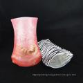 Stand up Plastic Vase Bag for Flower