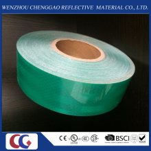 High Quality Micro Prism Green Reflective Material Tape for Trucks