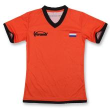 Nueva camiseta de la gimnasia del entrenamiento de la aptitud de la llegada (T009)