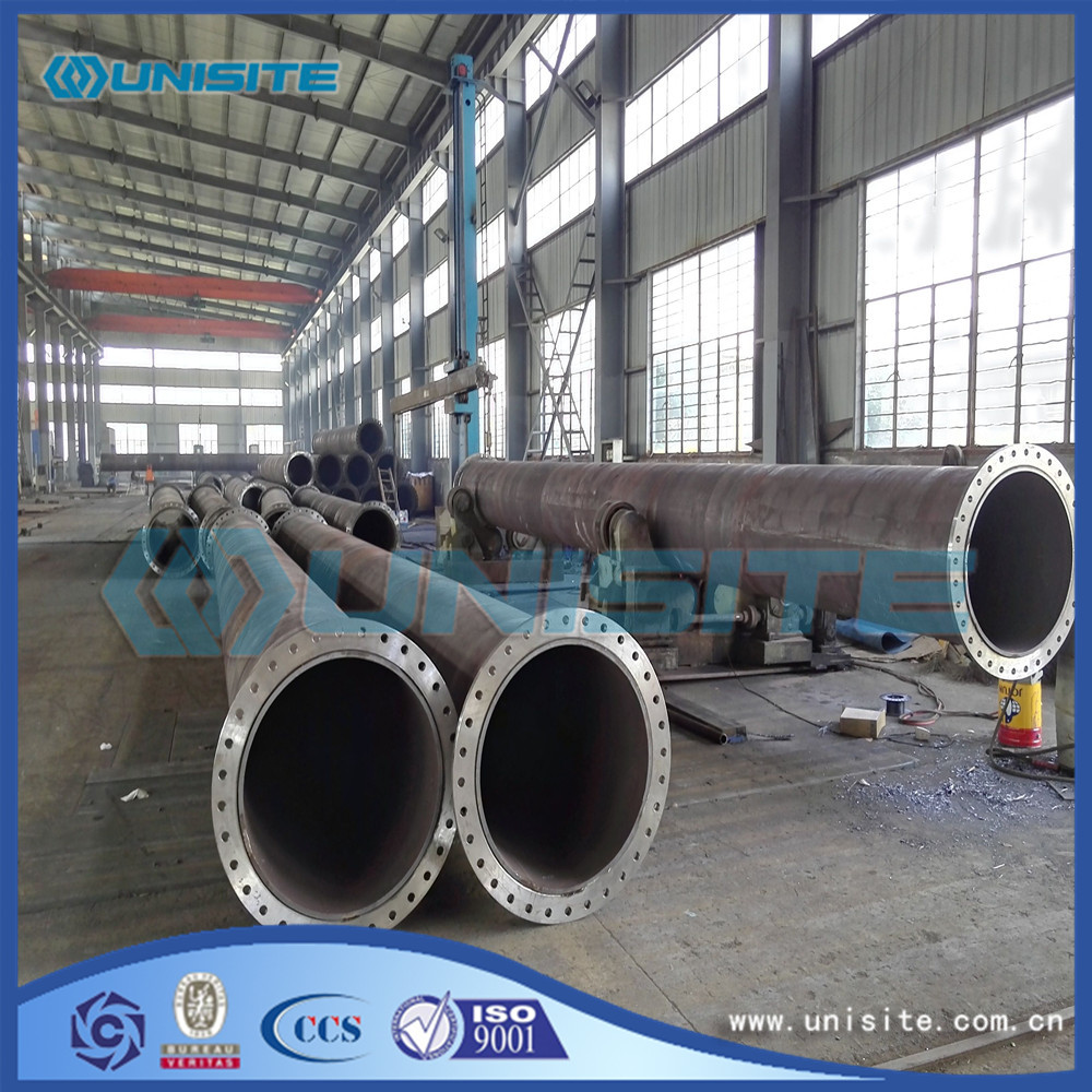 Welded Longitudinal Saw Pipes