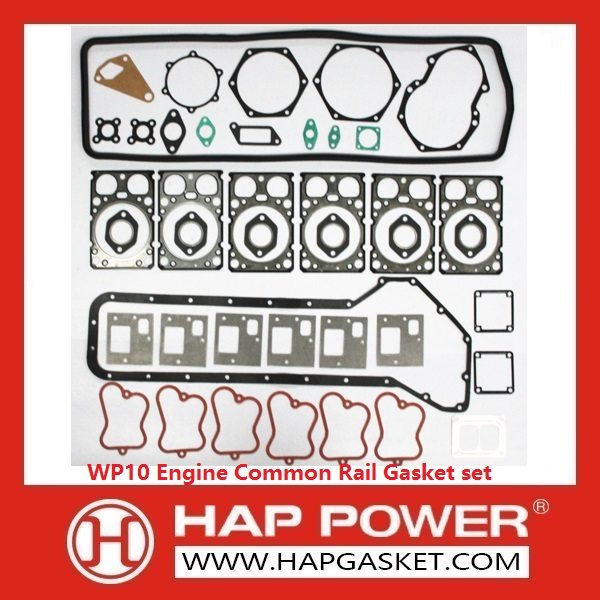 Weichai WP10 Engine Common Rail Gasket set