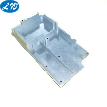 CNC milling machining anodized aluminum plate