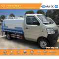 CHANGAN mini water tank truck gasoline 3500L