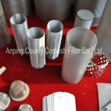Stainless Steel Powder Porous Sintered Filter Tube