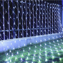 8 Modes LED Christmas Net Fairy String Lights