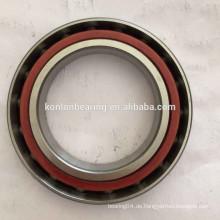 50x110x27 mm einreihige Schrägkugellager 7310 mit hoher Qualität