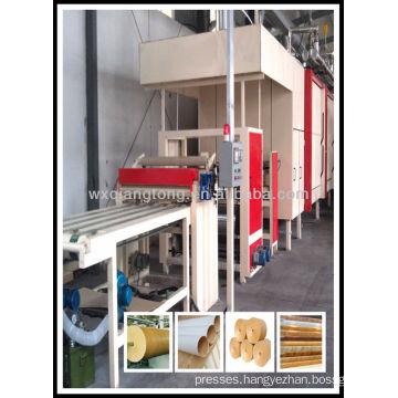 Glue coating machine/ Glue coating line