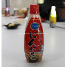 Soft Bottle Normal Temperature Garlic Seasoning Puree