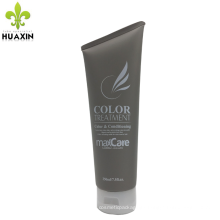 Eco-friendly Empty 250 ml color treatment Tube packaging