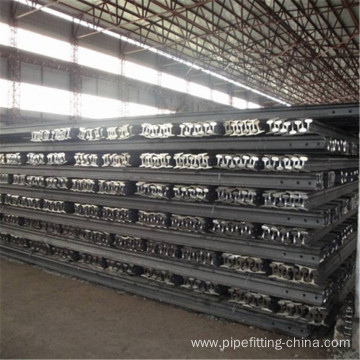 Steel railway p30 rail 55Q Q235 mine rail