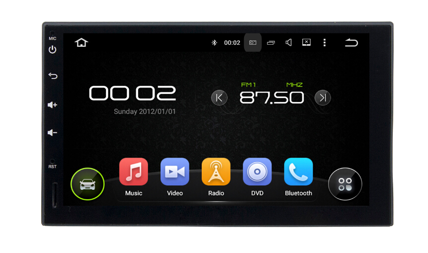Android Car electronics para Universal DVD Player
