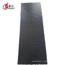 Remplacement de remplissage de PVC pour le remplisseur de PVC de tour de refroidissement / matériel de remplissage / remplissage